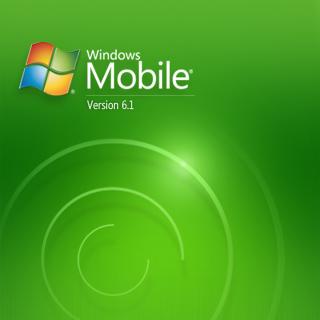 [DESCONTINUADO] Microsoft Windows Mobile® 6.1 (21051, 21053) Welcomehead96